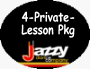 4 Private-Lesson Package