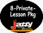 8 Private-Lesson Package