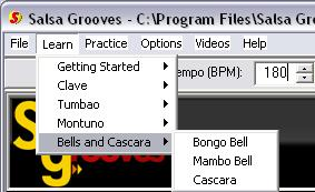 Select a session relating to the rhythm you would like to fine-tune your ears to!