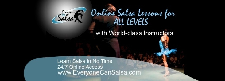 EveryoneCanSalsa.com - New Online Salsa Academy